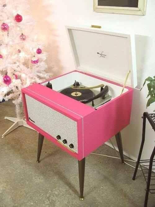 Other than the color...I like this  record player