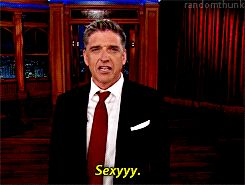 "He's quirky, Scottish, and… | Community Post: 23 Reasons Craig Ferguson Is The Best Host Of ""The Late Late Show"""