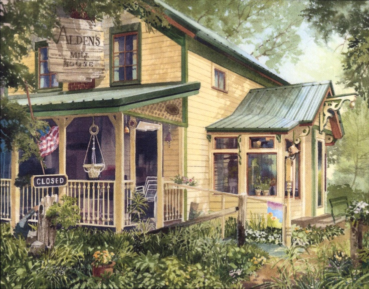 Alden 39 S Mill House Located In Alden Michigan On Torch Lake Great Place To Buy Homemade Fresh