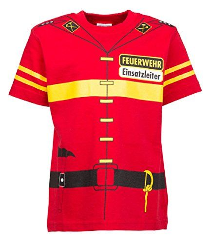 Kinder Uniform T-shirt Feuerwehr (rot) (92/98) shirt-side gmbh http://www.amazon.de/dp/B00X74F2YA/ref=cm_sw_r_pi_dp_5RLuvb0CKCFY4