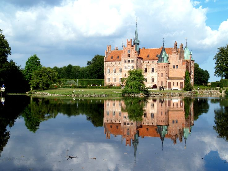 29 Best Images About Castles In Denmark On Pinterest