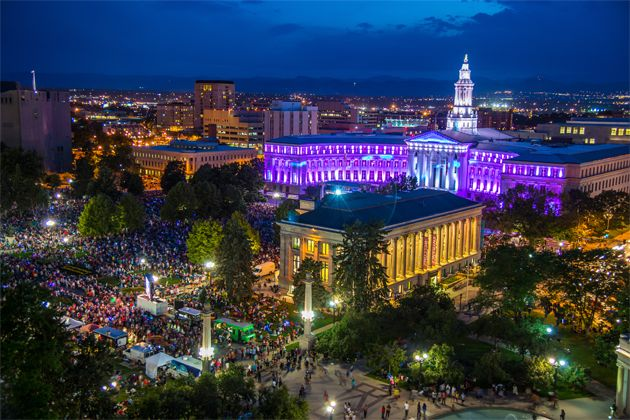 4th of july denver events