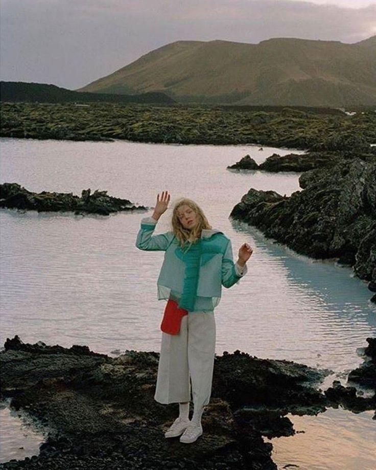 @livbenedikts at @eskimo_model shot by @annielai__ for @hungermagazine styled by @lydia_yf