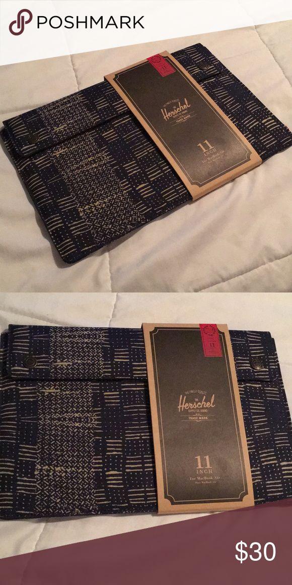 "Herschel laptop sleeve Brand new 11"" laptop sleeve. Herschel Supply Company Other"