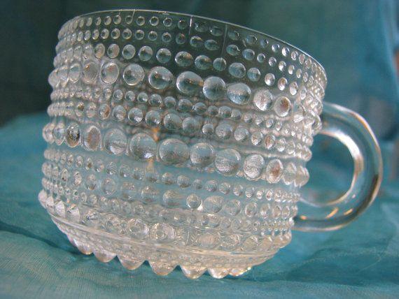 Arabia Iittala Kastehelmi 2 Coffee Cups Dewdrops