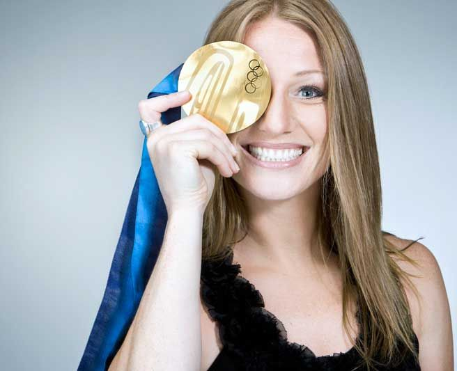 Heather Moyse: a one-on-one with the Canadian Olympian