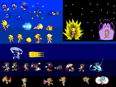 7 best jeux de sonic images on pinterest mario sonic - Jeux de sonic vs shadow ...