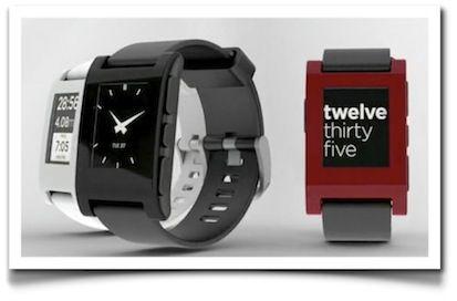 La evolución del reloj: el smartwatch. Un #smartwatch es sencillamente un reloj en tu muñeca que se comunica con tu #smartphone, sólo para frikis :-)
