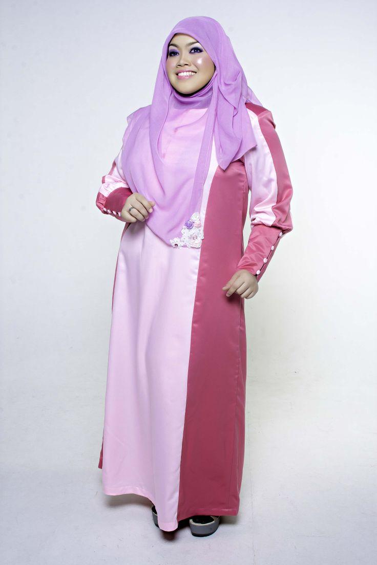 its +size! elegant muslimah