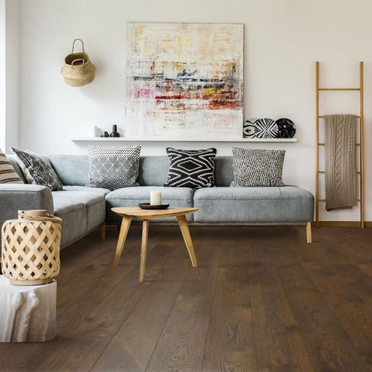 The Advantages Of Using Engineered Flooring In The Home Living Room Warm Wall Decor Living Room Room Interior