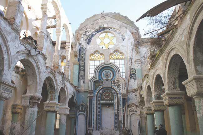 Consolidarea Sinagogii poate începe. Mai trebuie ca Ministerul Dezvoltării să aloce un milion de euro