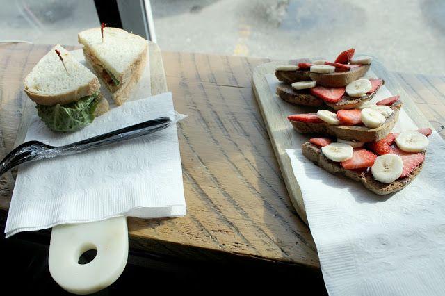 SELFTIMERS: A Juicin' Adventure @ The Cold Pressery - Tofu (TLT) and Rawtella
