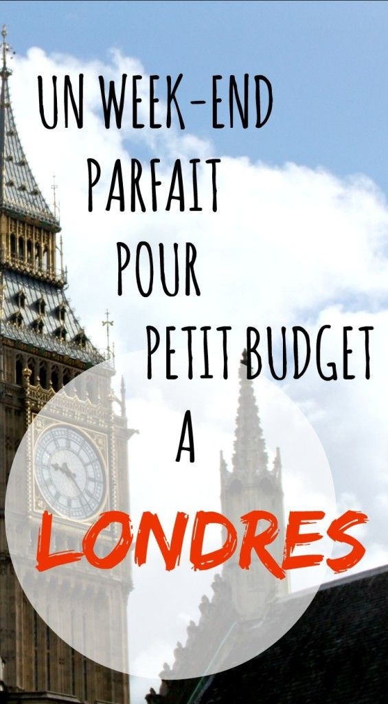The Path She Took | Un week-end parfait pour petit budget à Londres | http://www.thepathshetook.com