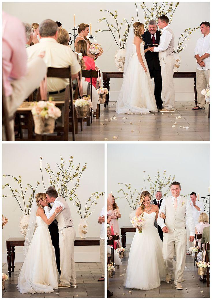.: Rosemary Beaches, Pink And White Wedding Photo, Beaches Destinations Wedding, Destination Weddings