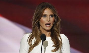 Rut..Roh!!! Melania Trump Speech Appears To Be An Illegal Campaign Contribution