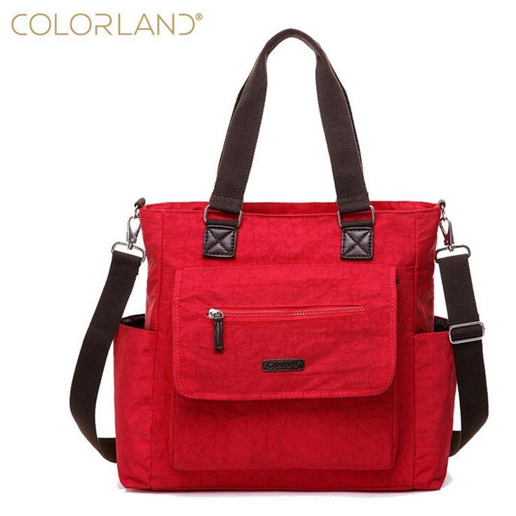 Colorland Baby Nursing Bags large capacity Diaper Bag organizer maternity bags Handbag Stroller Bag bolsos maternales for Mummy #Affiliate