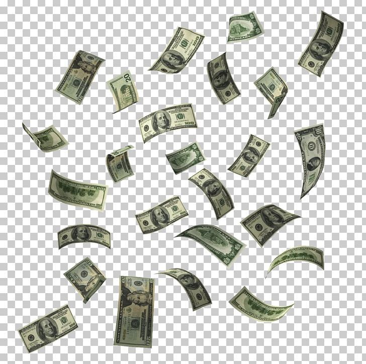 Money Flying Cash United States Dollar Png Banknote Clip Art Coin Currency Encapsulated Postsc Collage Template Graphic Design Print Overlays Transparent