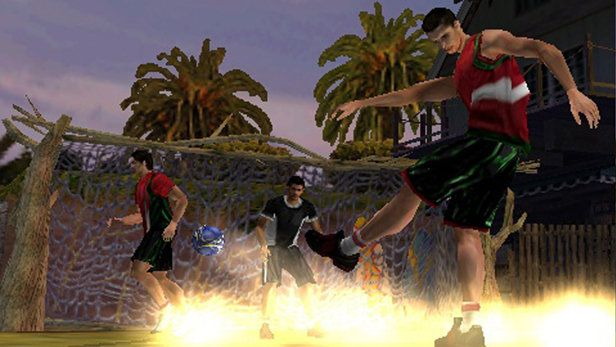 FIFA Street 2 Video game Images