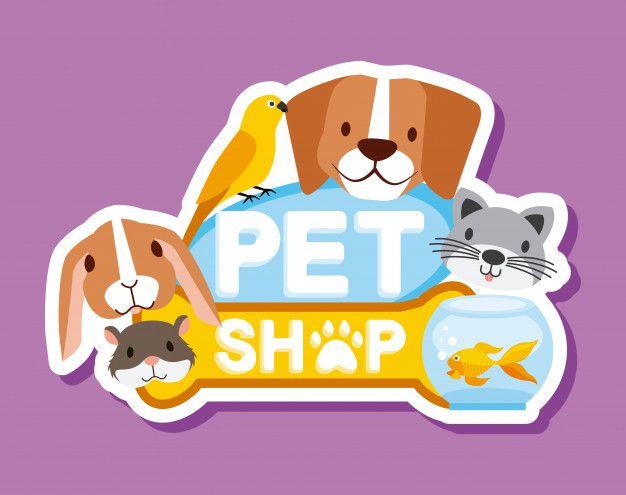 Download Pet And Veterinary For Free Pet Shop Logo Pet Care Business Pet Logo Design