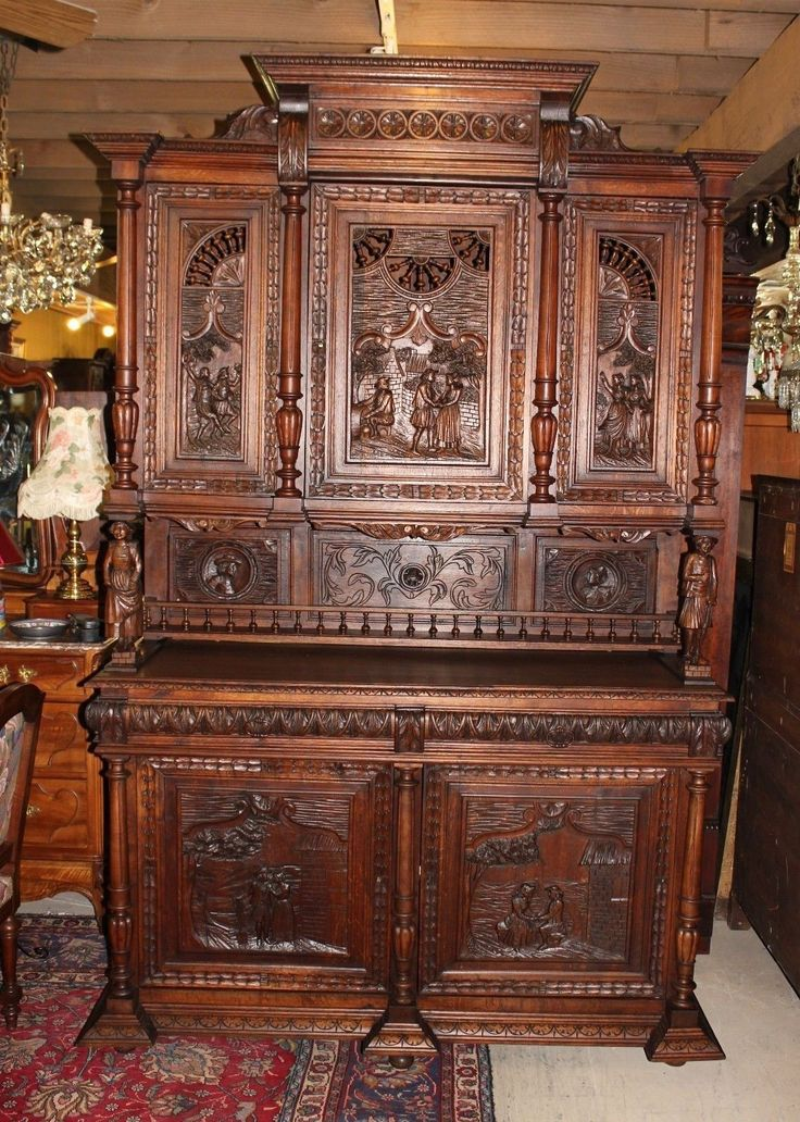 128 besten m bel bilder auf pinterest antike m bel alte schr nke und antike. Black Bedroom Furniture Sets. Home Design Ideas