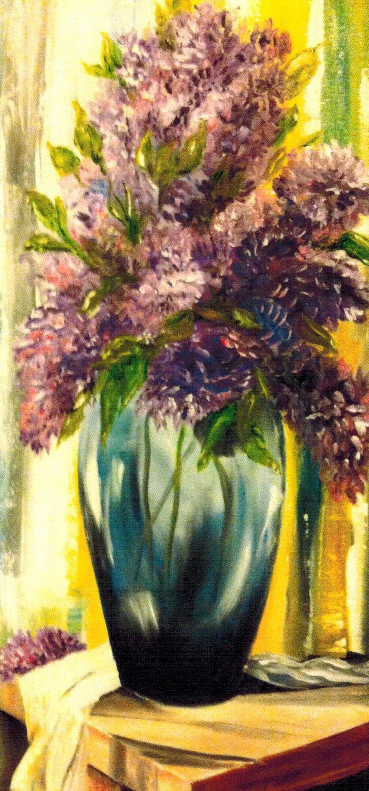 Karen Stevens oil painting