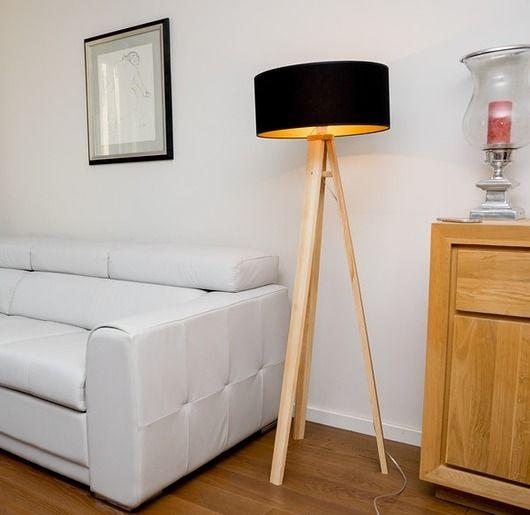 lampy-Lampa WANDA RAGABA czarna