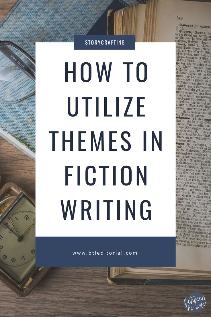 Incorporating themes into your story brings your message to the next level. Learn about common themes in fiction and how to incorporate these into your next story.