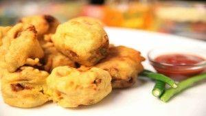 Batata Vada (Indian snack and street food)