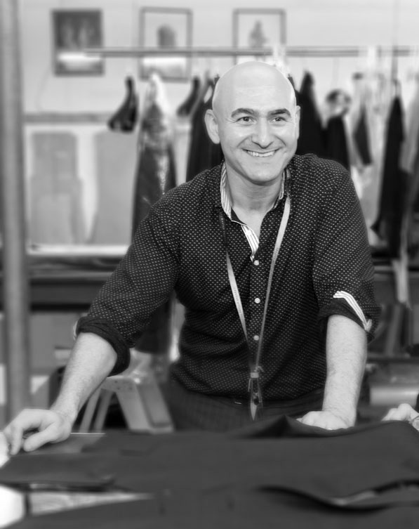 Master Tailor Domenico Carbone
