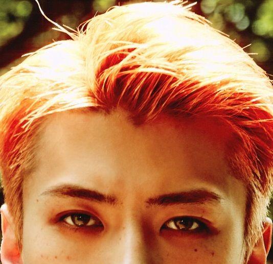 #EXO #SEHUN #KOKOBOP #THEWAR #handsome #cute