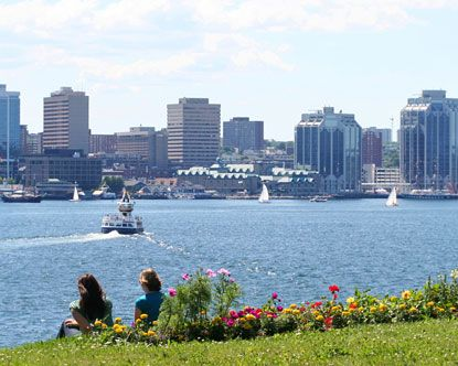 Halifax, Nova Scotia - the east coast
