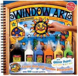 Klutz Window Art Paint Refills