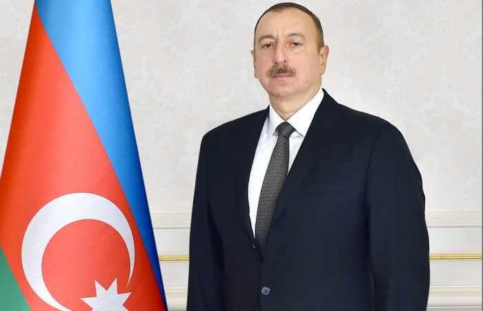 President of Azerbaijan Ilham Aliyev sent a congratulatory letter to King of the Netherlands Willem-Alexander.