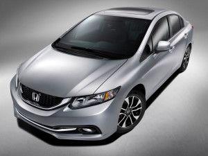 2016 Honda Civic mpg