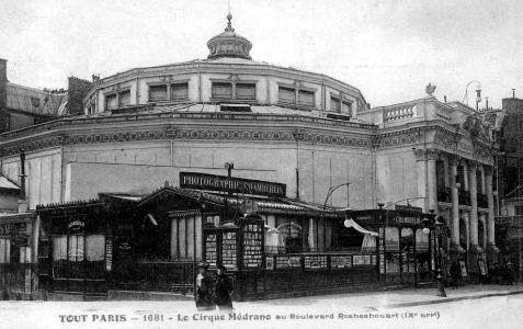 Salles de spectacle disparues à Paris 9e                                                                                                                                                                                 Plus