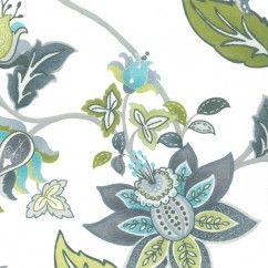 Muriel 140 - vert, bleu, blanc