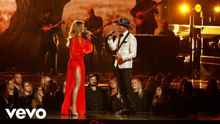 Tim McGraw & Faith Hill - The Rest of Our Life (Live from the CMA Awards)