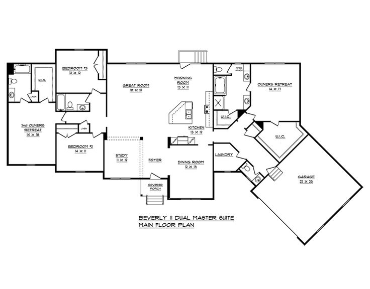 schumacher homes floorplans beverly ii dual master 11485 | d63c58b34602be6086ac2a6807a3a548