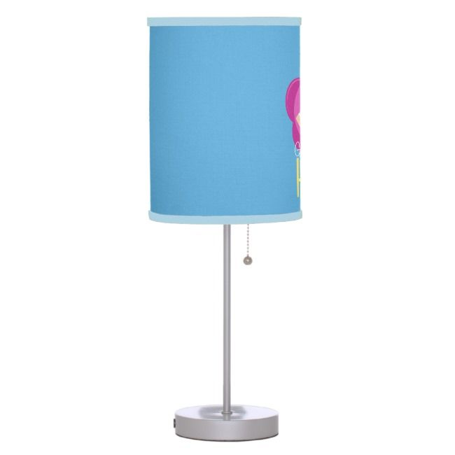 Toy Story 4 Bo Peep Got It Handled Table Lamp Zazzle Com Table Lamp Lamp Graphic Design Tutorials Learning
