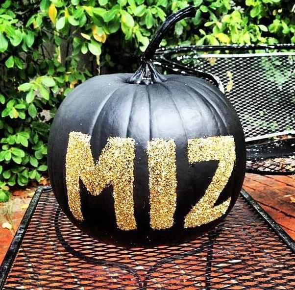 Mizzou Pumpkin Holly Elkins Kunze