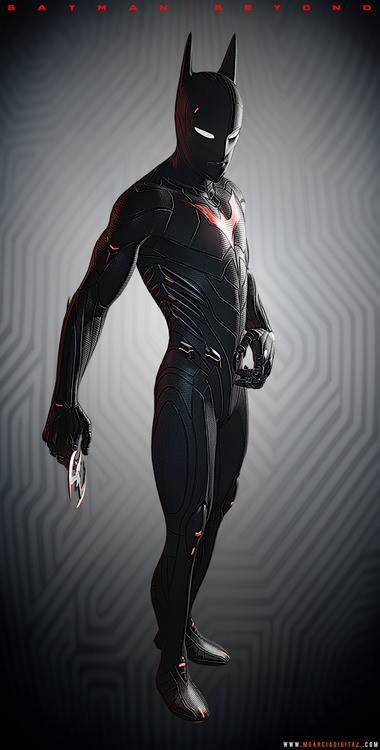 Batman Beyond Cosplay How To