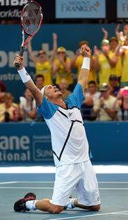 ATP World Tour - Leyton Hewitt