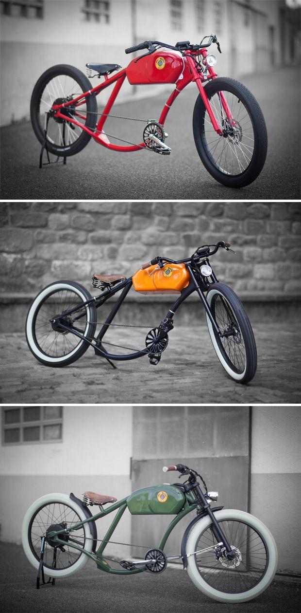 Oto Cycles: Bicicletas eléctricas con mucha, mucha personalidad | TodoMountainBike