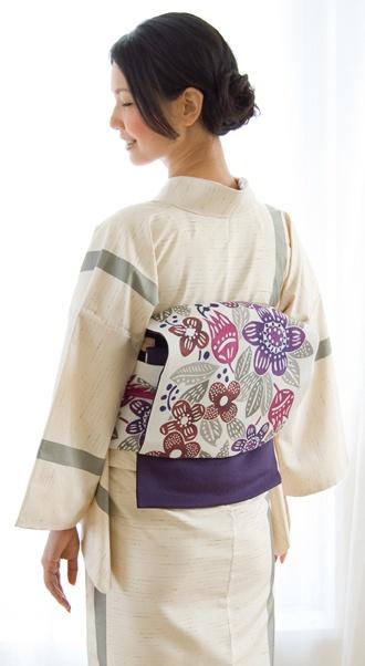 KURURI Kimono for summer