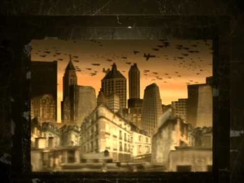 The music video for 'It's not the end of the world' from Super Furry Animals. It uses 2D layers around a 3D stage to create depth and moves the frame around inventively.