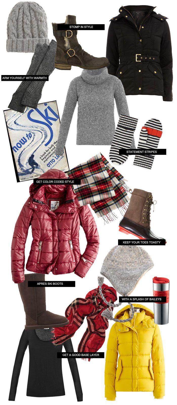 Ski Bunny Basics | Damsel in Dior