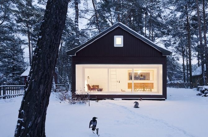 Atelier ST: Forest House - Thisispaper Magazine