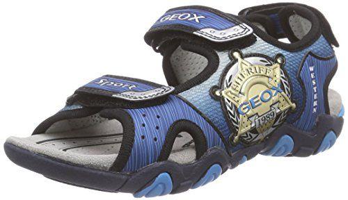 Geox JR SANDAL STRIKE A Jungen Sandalen - http://on-line-kaufen.de/geox/geox-jr-sandal-strike-a-jungen-sandalen