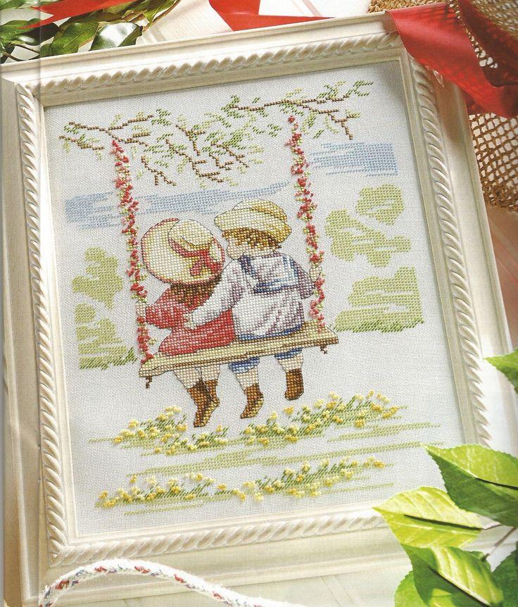 Rosebud swing - All our yesterdays - Faye Whittaker