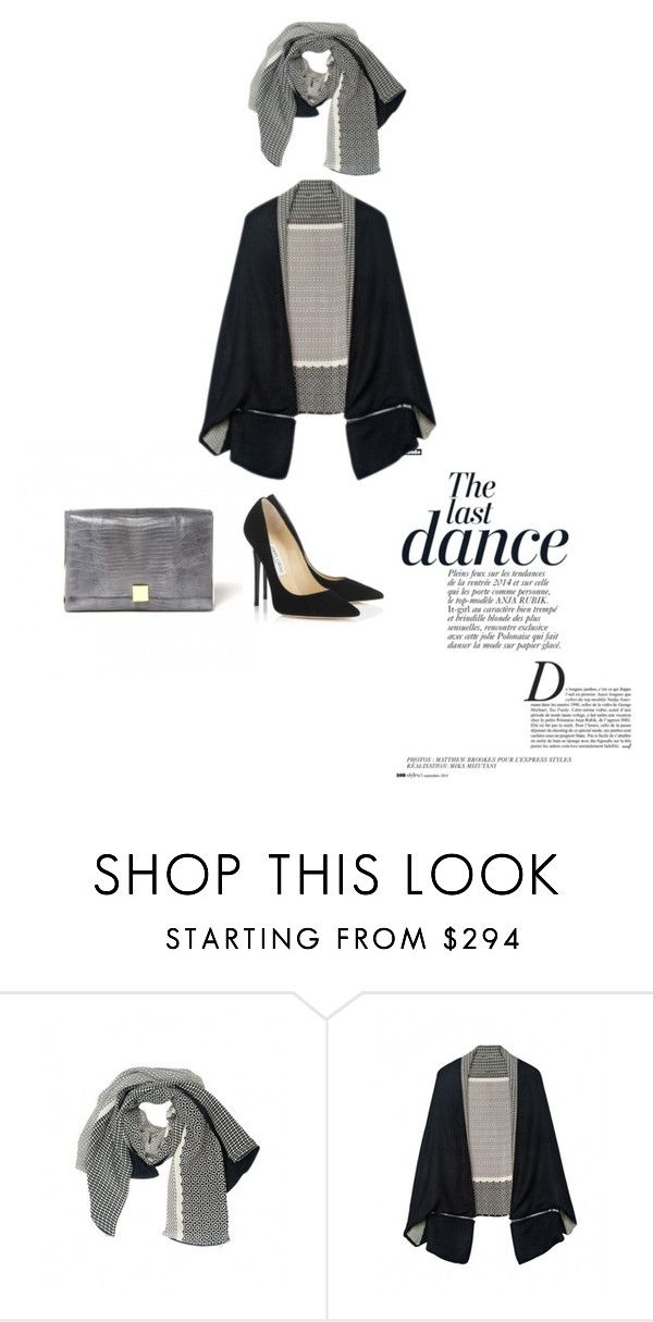 The Last Dance by florenzcollection on Polyvore featuring moda, Jimmy Choo, Florenz and Anja